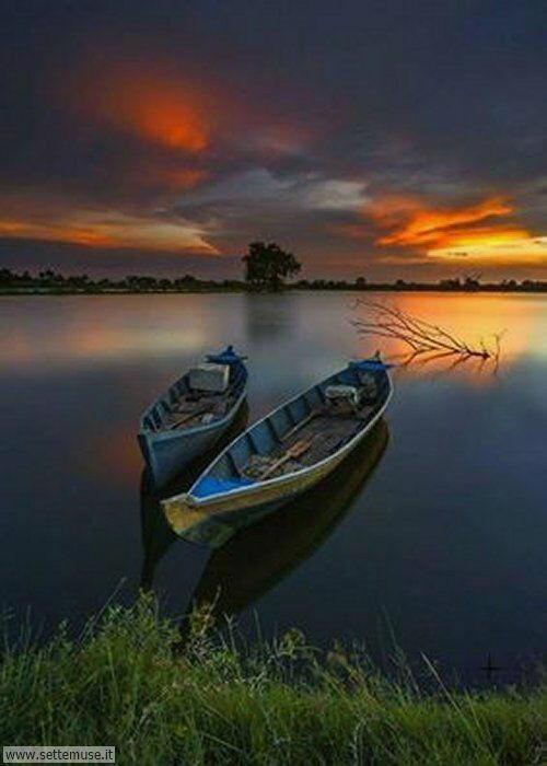 arte e dipinti su foto barche-06