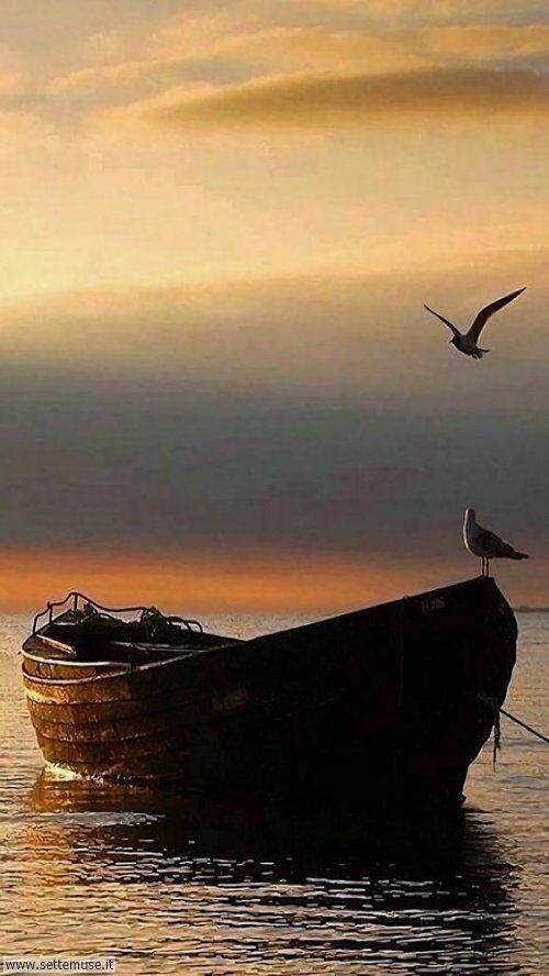 arte e dipinti su foto barche-08