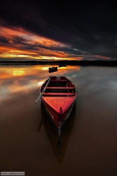 arte e dipinti su foto barche-13