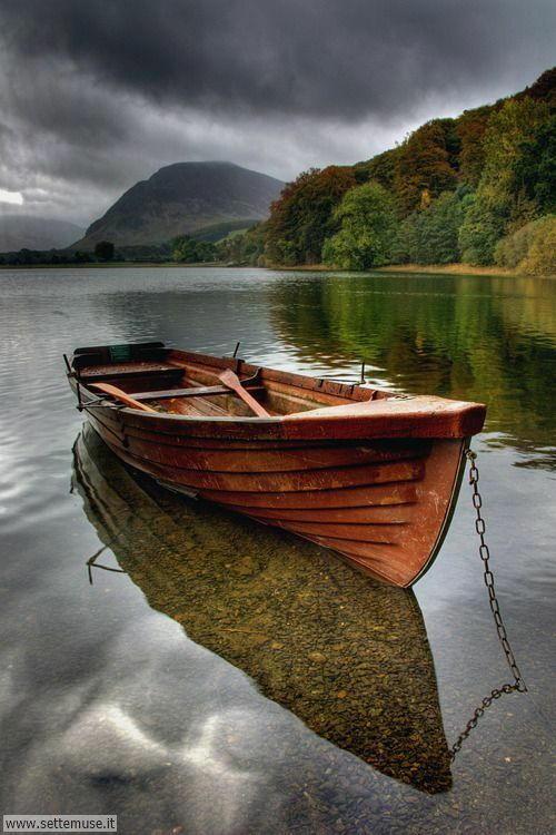 arte e dipinti su foto barche-16