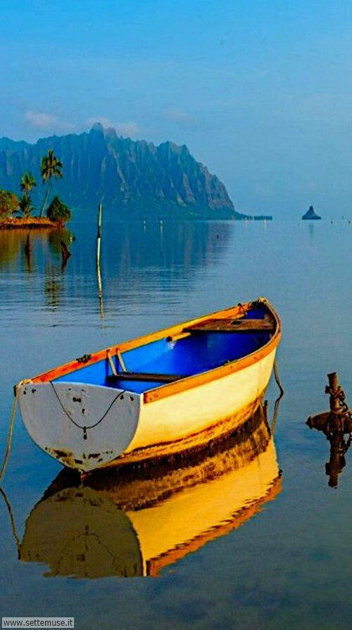 arte e dipinti su foto barche-20