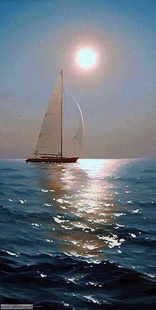arte e dipinti su foto barche-23