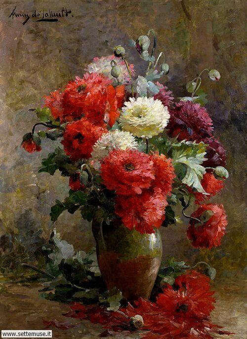 arte e dipinti su foto Albert Tibule Fincy de Lavault