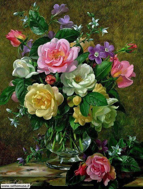arte e dipinti su foto Albert Williams