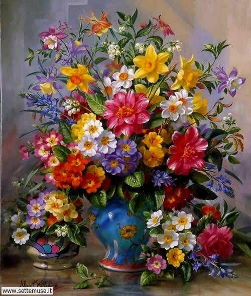 arte e dipinti su foto Albert Williams 10