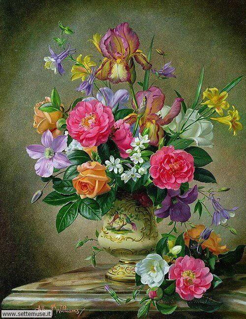 arte e dipinti su foto Albert Williams 4