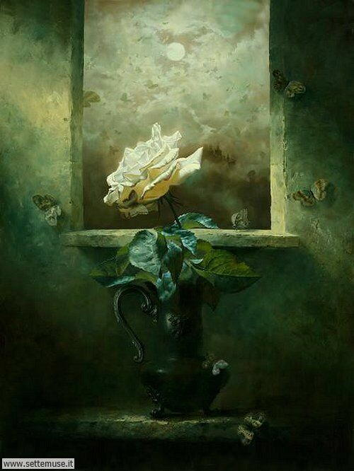 arte e dipinti su foto Alexei Antonov