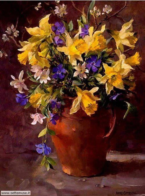 arte e dipinti su foto Anne Cotterill 2