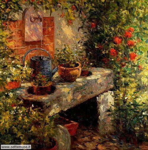 arte e dipinti su foto Aphonse Heye