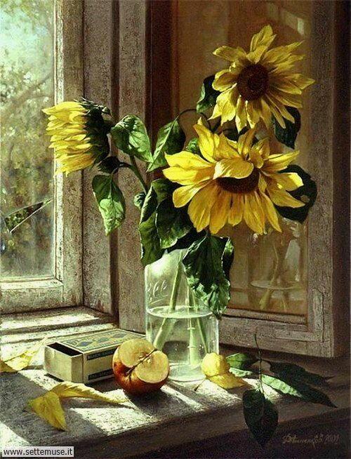 arte e dipinti su foto Dimitri Annenkov