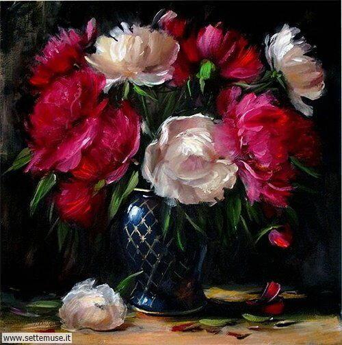 arte e dipinti su foto Elena Perminova 2