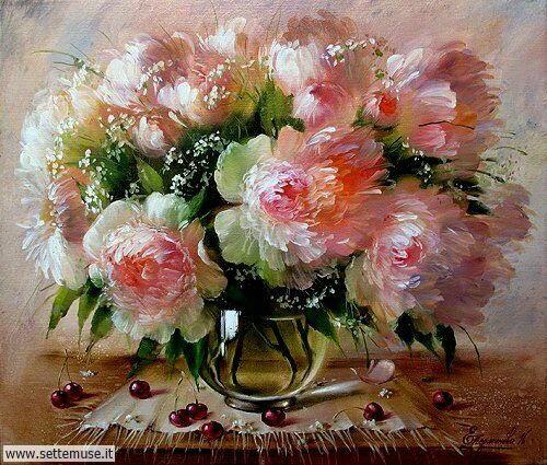 arte e dipinti su foto Elena Perminova 4