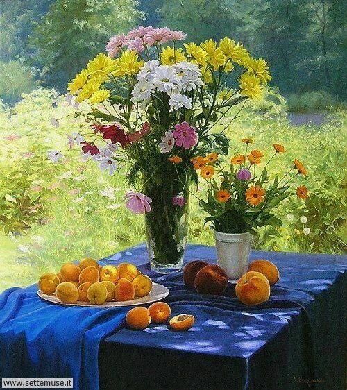 arte e dipinti su foto Gennadiy Kirichenko