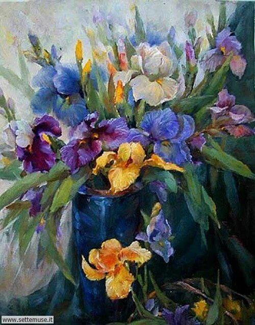 arte e dipinti su foto Lina Fruitful