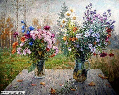 arte e dipinti su foto Nikita Fomin Pavlovich