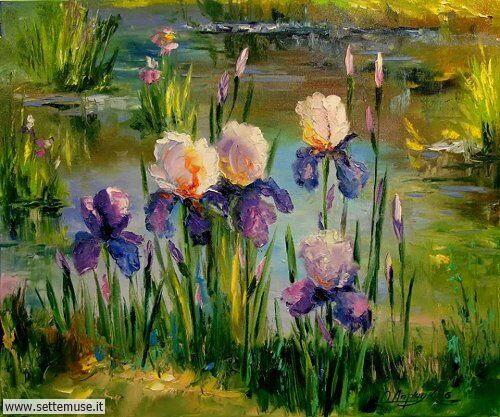 arte e dipinti su foto Olga Darchuk