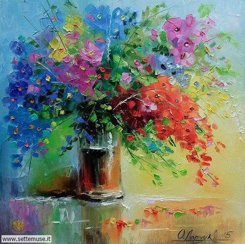 arte e dipinti su foto Olga Darchuk 2