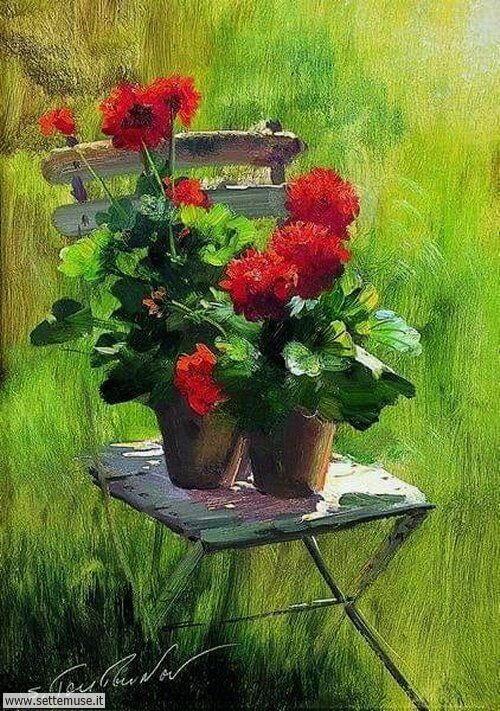 arte e dipinti su foto Serguei Toutounov 2