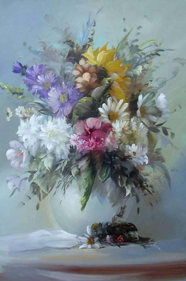 arte e dipinti su foto Szechenyi Szidonia 2