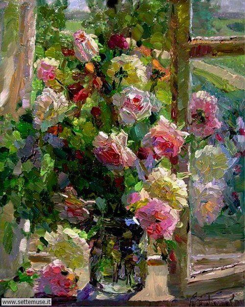 arte e dipinti su foto Victor Zundalev 2