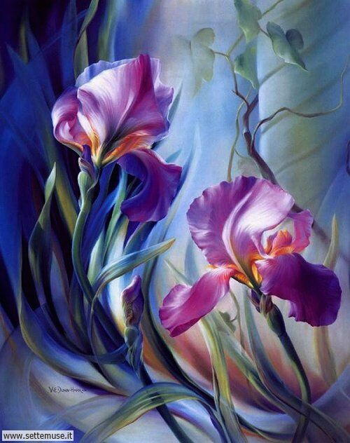 arte e dipinti su foto Vie Dunn Harr