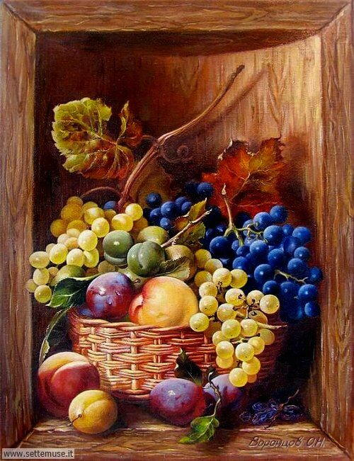 arte e dipinti su frutta-verdura-04