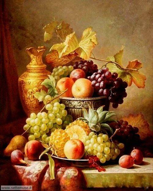 arte e dipinti su frutta-verdura-09