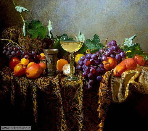 arte e dipinti su frutta-verdura-Alexander Saidov