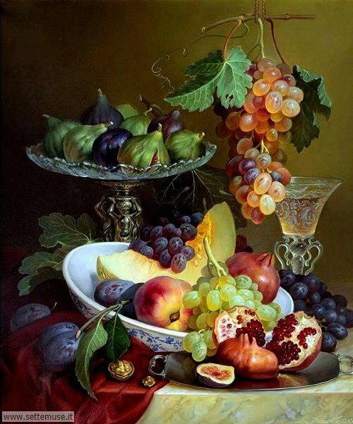 arte e dipinti su frutta-verdura-Dmotry Vlasov