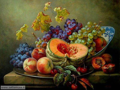 arte e dipinti su frutta-verdura-Gabor Toth