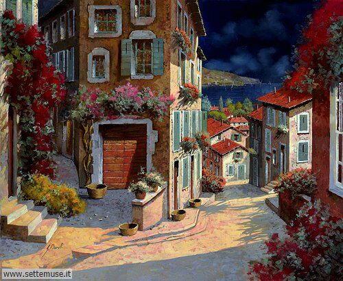 arte e dipinti su foto-ambienti Guido Borelli 3