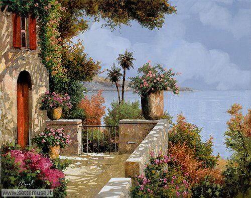 arte e dipinti su foto-ambienti Guido Borelli 4