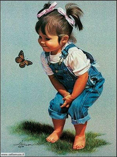arte e dipinti su mamme-e-bambini-03