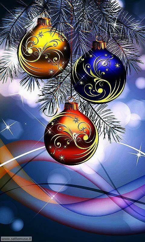sfondi smartphone sul Natale
