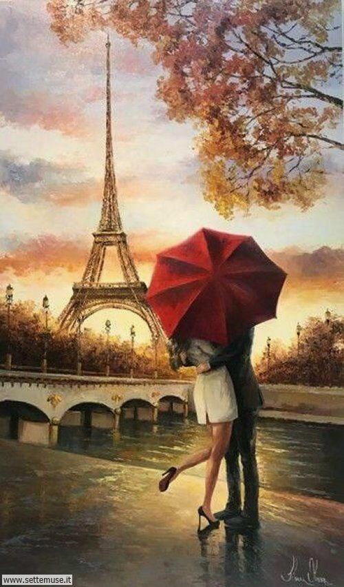arte e dipinti su foto-ambienti romanticismo 01