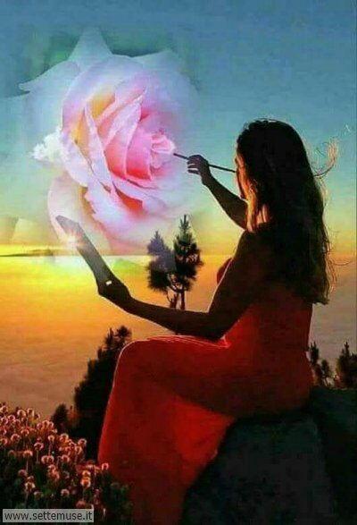 arte e dipinti su foto-ambienti romanticismo 016