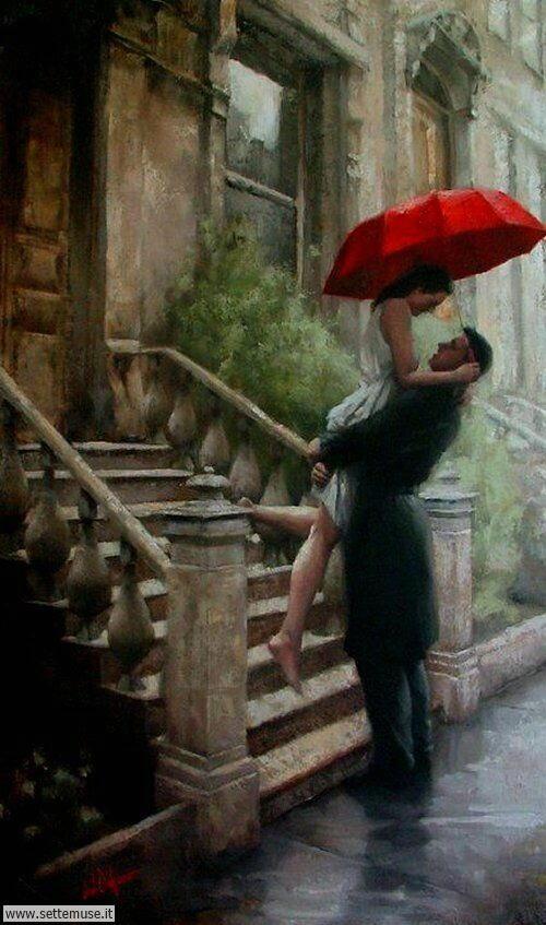arte e dipinti su foto-ambienti romanticismo 06