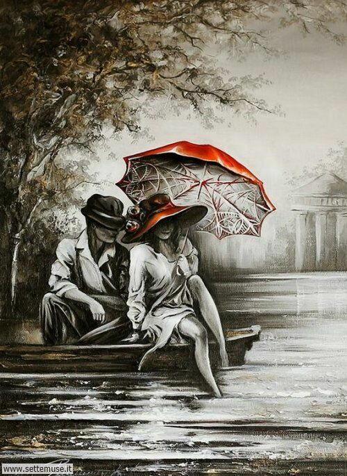 arte e dipinti su foto-ambienti romanticismo 10