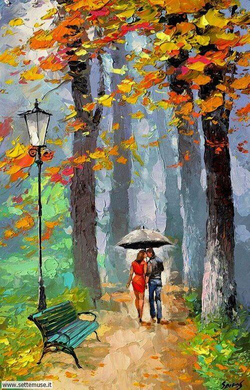 arte e dipinti su foto-ambienti romanticismo 11