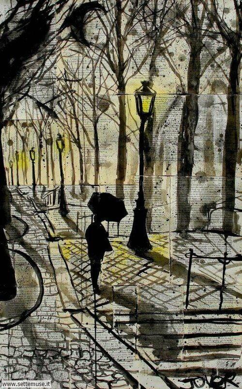arte e dipinti su foto-ambienti romanticismo 12
