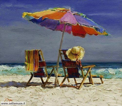 arte e dipinti su foto-romanticismo foto-romanticismo-Oleg Trofimov
