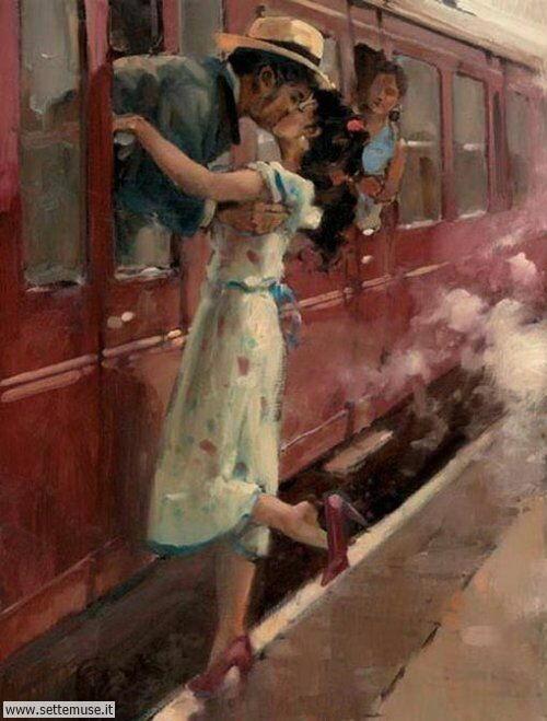 arte e dipinti su foto-romanticismo foto-romanticismo-Raymond Leech