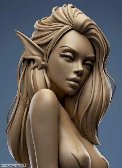 arte statue e sculture per smartphone