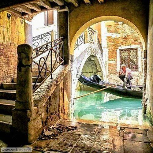 arte e dipinti su foto VENEZIA 06