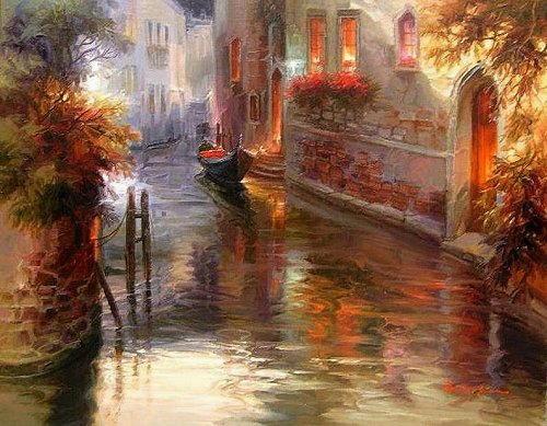 arte e dipinti su foto Dae Chun Kim 2