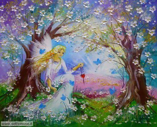 arte e dipinti su fiori di Viola Sado 26