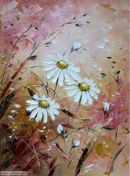 arte e dipinti su fiori di Viola Sado 07