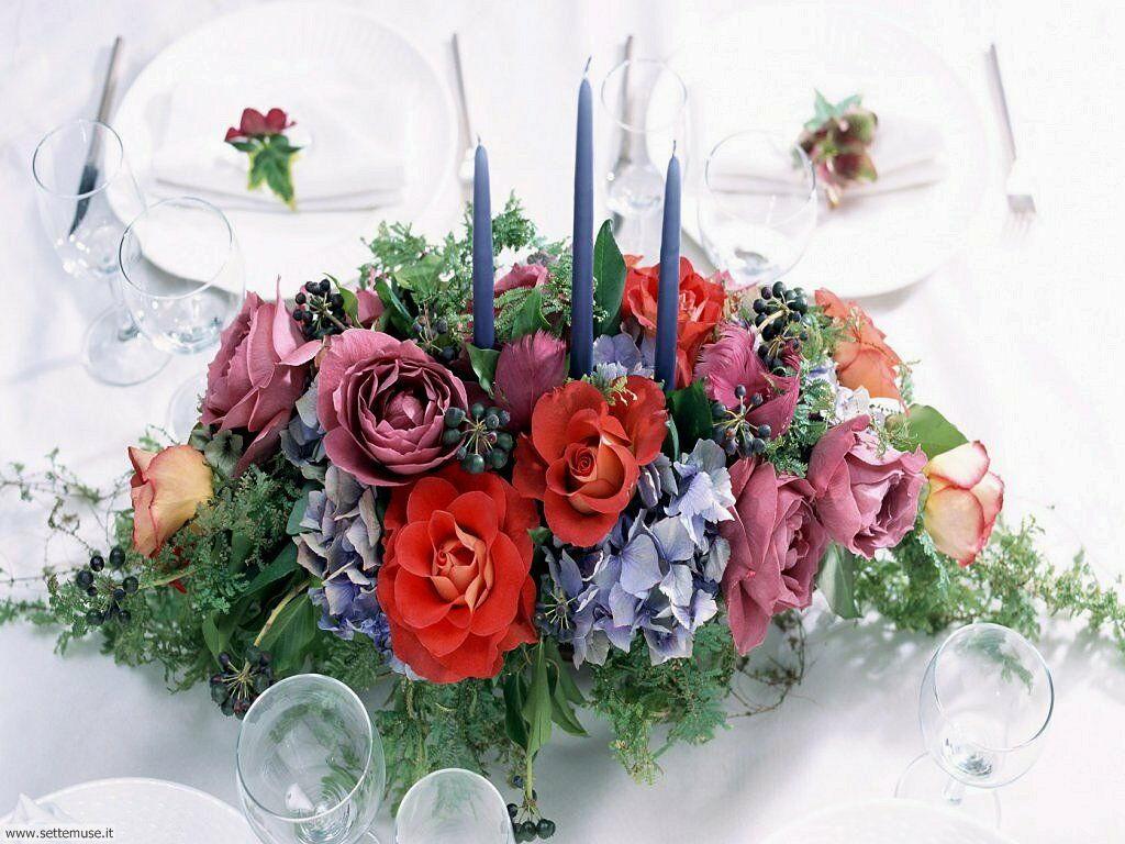 Foto bouquet di fiori per sfondi for Piante fiori