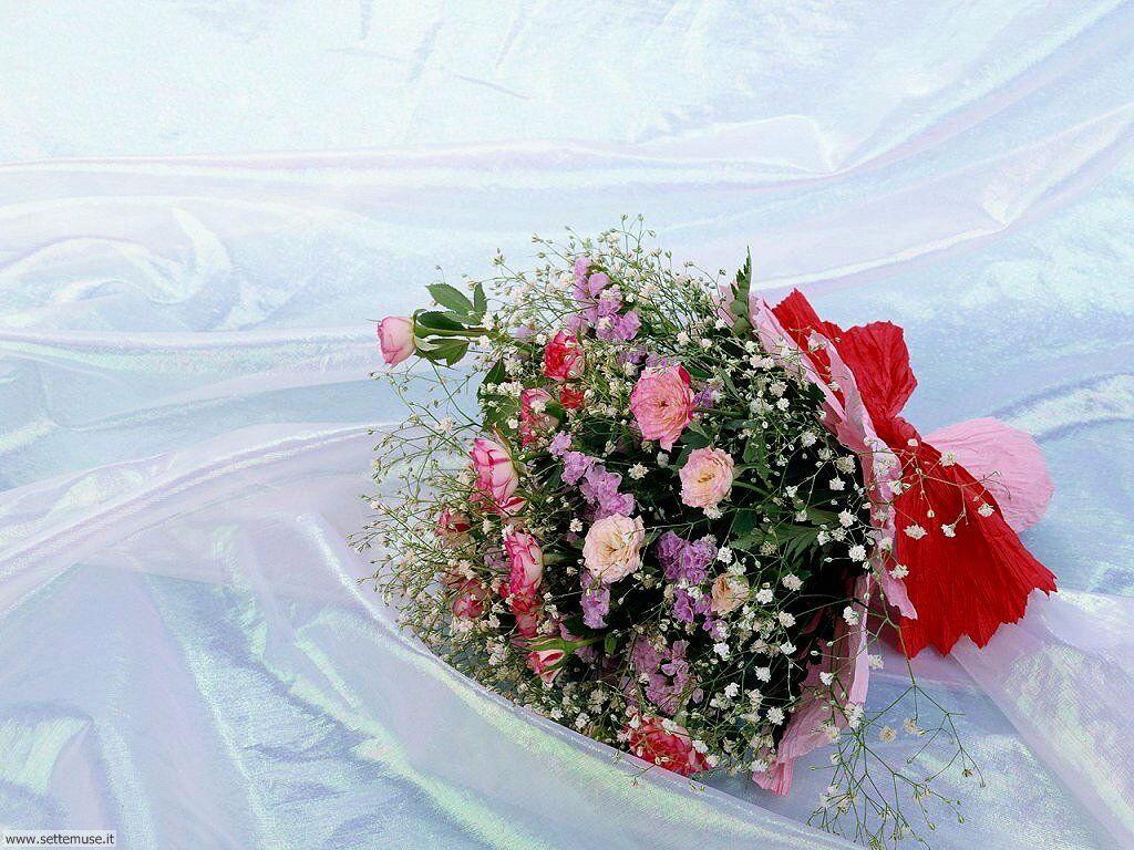 Foto bouquet di fiori per sfondi for Piante e fiori