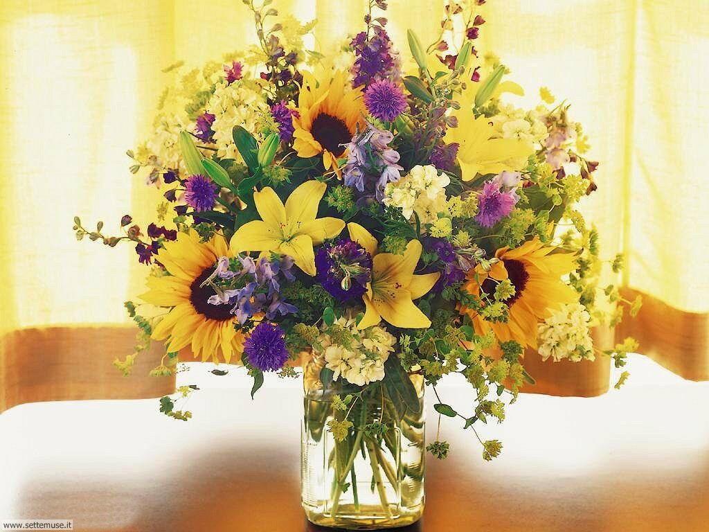 Заставки рабочий стол лето цветы